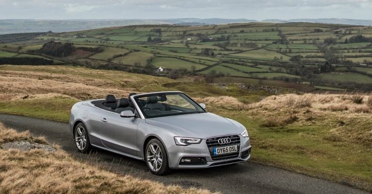 The Audi A5 Cabriolet is a Thoughtful Choice - Dealer's Journal