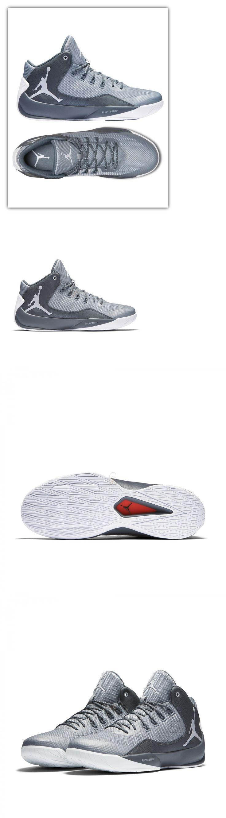Basketball: Mens Nike Air Jordan Shoes Grey Nike Jordan Rising High 2 Basketball Shoes New -> BUY IT NOW ONLY: $98.95 on eBay!