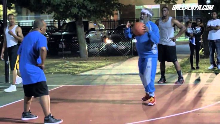 Uncle Drew Chapter 3 Ft. Kyrie Irving, Nate Robinson, an ...