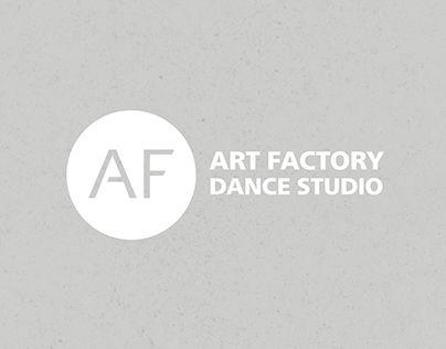 """Check out new work on my @Behance portfolio: """"Identyfikacja wizualna Art Factory Dance Studio"""" http://be.net/gallery/40267843/Identyfikacja-wizualna-Art-Factory-Dance-Studio"""