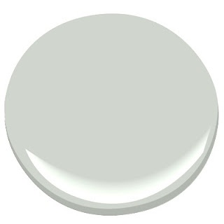 Gray Cashmere by Benjamin Moore.
