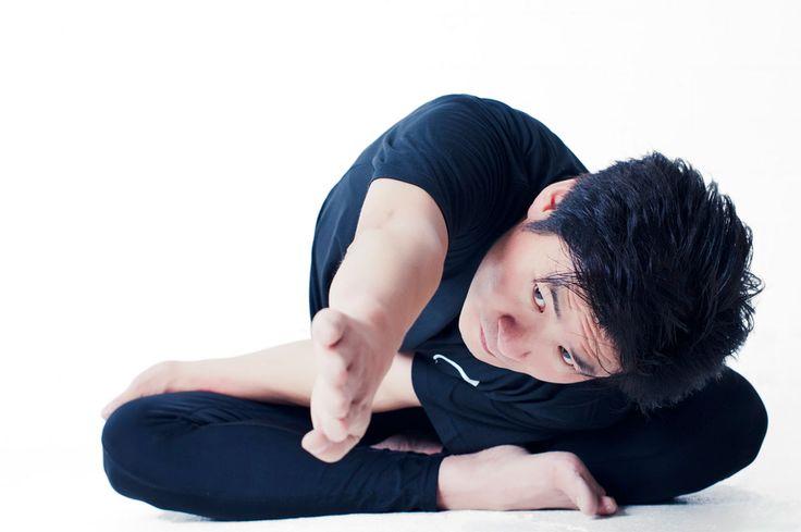 Calligraphy-Yoga für Spitzengolfer