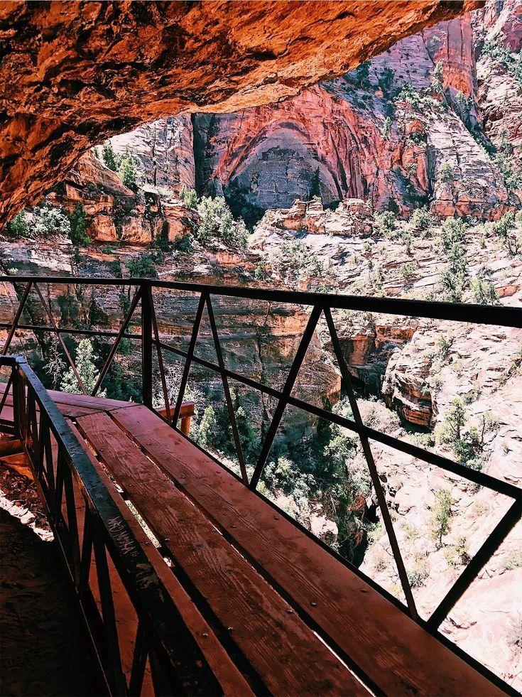 Zion National Park – Observation Point Hike – #Hik…