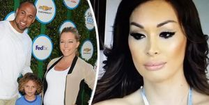 Kendra Wilkinson And Hank Baskett Tranny Cheating Scandal. Hank Baskett's cheating allegations on wife Kendra have intensified after his trannylover stepped f