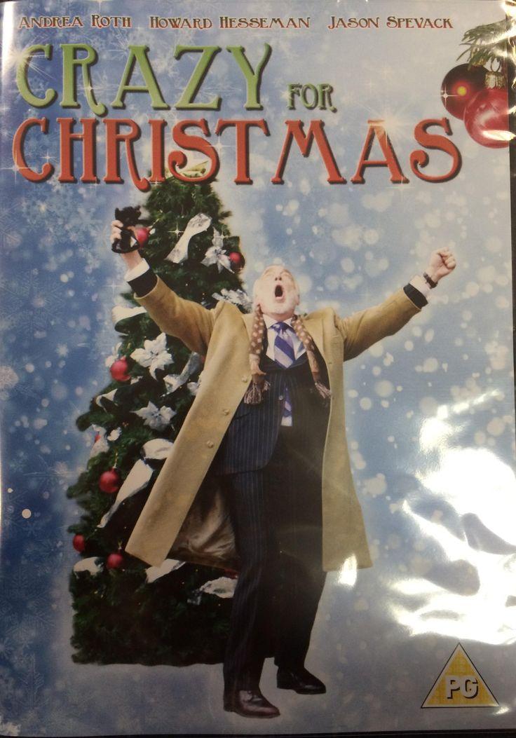 Crazy For Christmas: Amazon.co.uk: Andrea Roth, Howard Hesseman, Jason Spevack, Julian Grant, Eleanor Lindo: DVD & Blu-ray