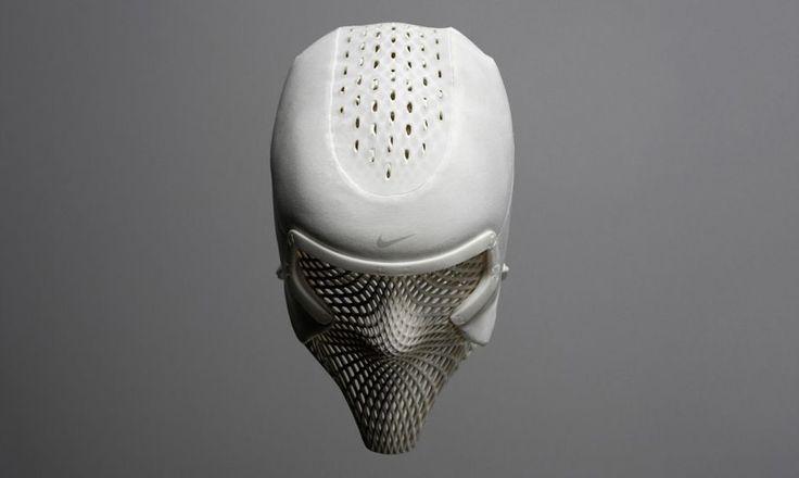 Nike cria capacete que resfria a cabeça de atletas