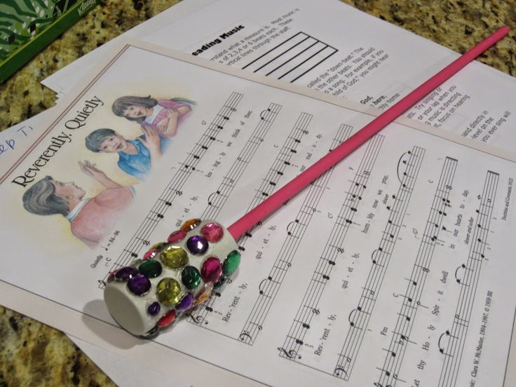 Activity Days: Learning To Lead Music