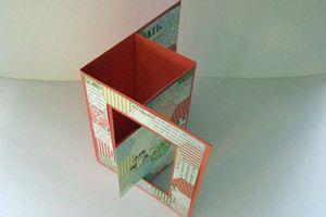 Lever Card Tutorial - Splitcoaststampers