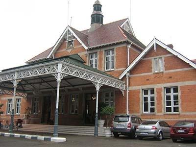 Pietermaritsburg Railway Station