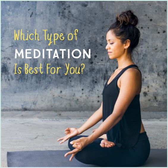 Meditation is not a one-size-fits-all practice. Learn about the different types of meditation and discover the meditation practice that's best for you.