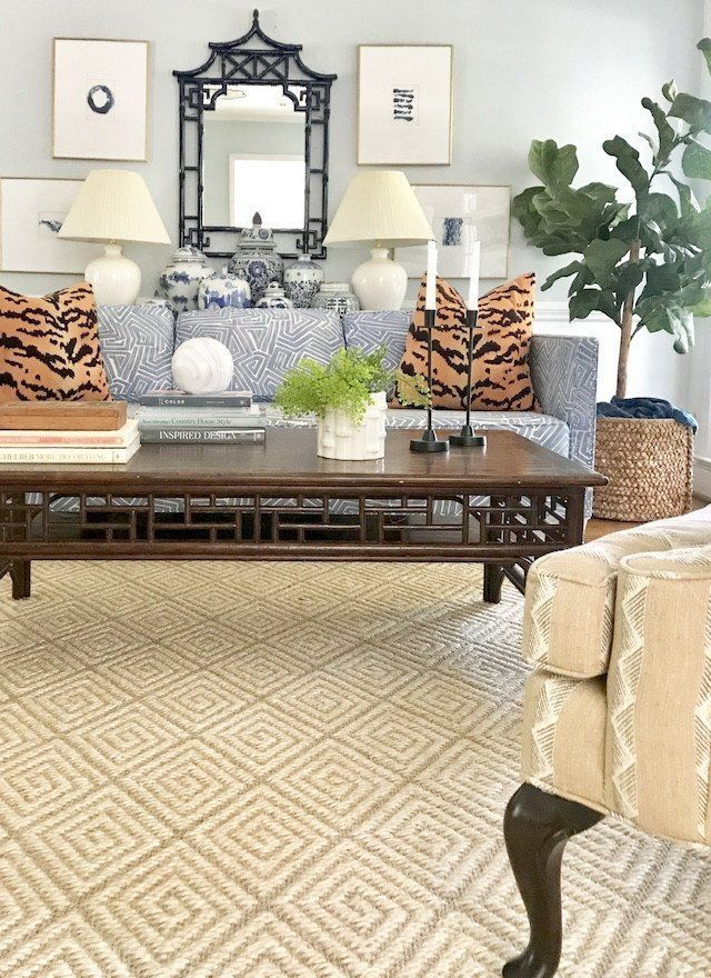 Interior Design Rugs Living Room Best Of Changing Out Our Jute Rug For A Sisal Emily A Clark In 2020 Rugs In Living Room Living Room Without Rug Jute Rug Living Room
