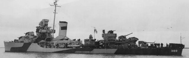 Jarvis Island WW2   Mugford ca. 1944.
