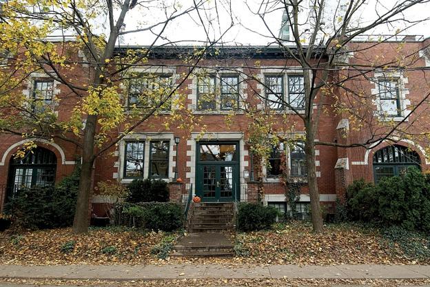 Hepbourne Lofts Toronto, Ontario  ~~ wouldn't it be nice !!