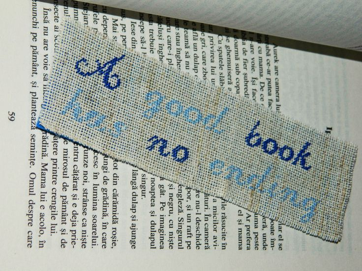 Sewed bookmark https://www.facebook.com/Fairy0Jewels