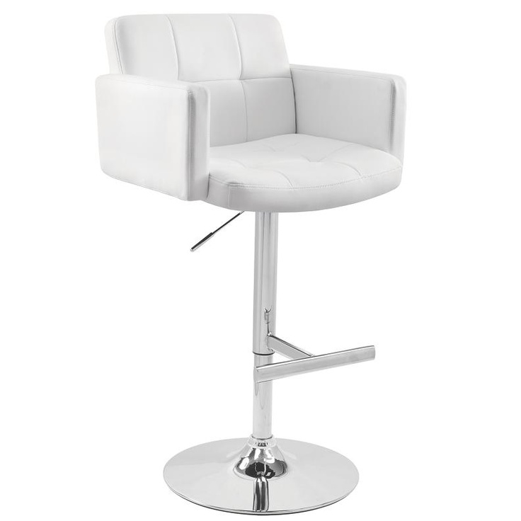 Found It At AllModern   Stout Adjustable Height Bar Stool