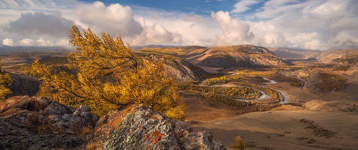 Altai, Chuya river