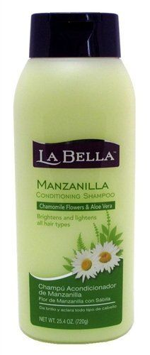 La Bella Manzanilla Conditioning Shampoo, 25.4 oz (Pack of 2) -- You can get more details by clicking on the image.