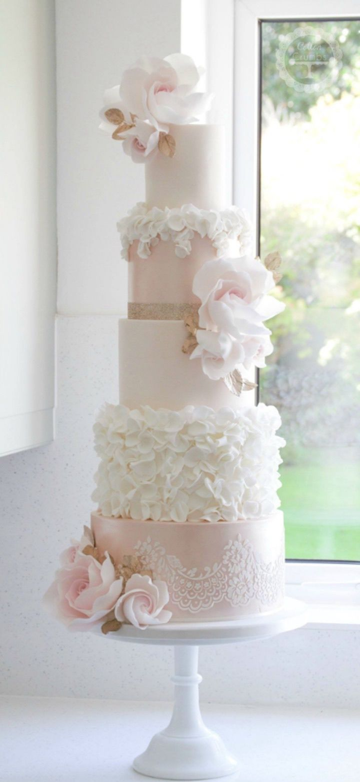347 best Luxury wedding Cakes images on Pinterest | Cake wedding ...