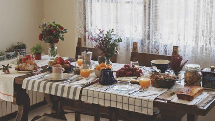 Desayunar en la cama - Lara Goretti