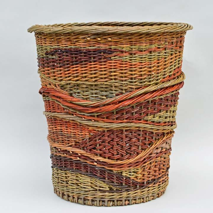 Basket Weaving With Willow Branches : Best basketry images on basket weaving