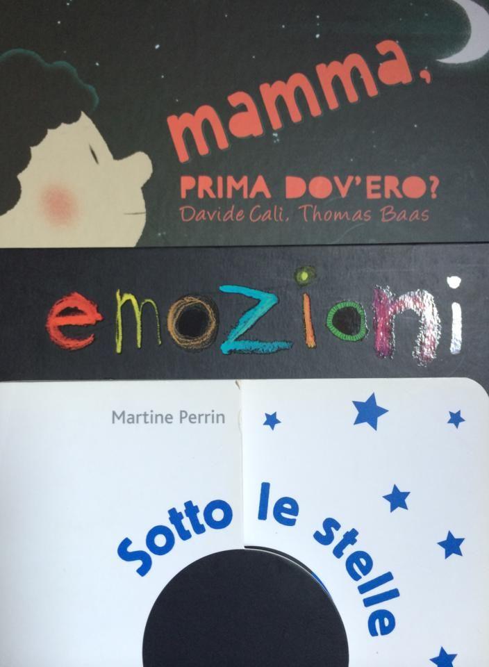 #titolibriamo di Michela Natale Sellitto e Arturo Montieri - Mamma prima dov'ero? - Emozioni - sotto le stelle