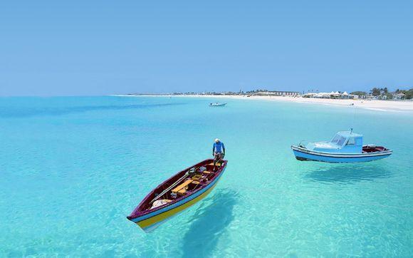 Take me away..3weeks and counting! Santa Maria, Sal, Cape Verde #Kaapverdië - More at https://www.kaapverdie.nl/vakantie-sal-kaapverdie/