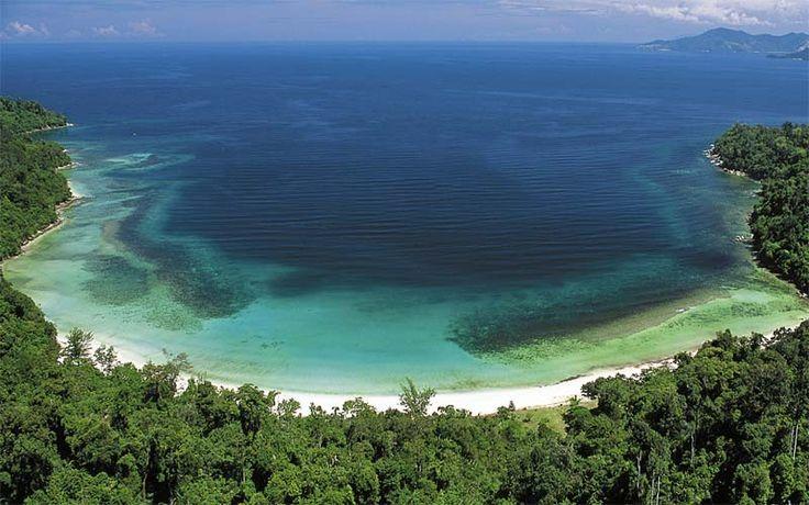 Geniet van de vele tropische eilandjes voor de kust van Sabah! Rondreis - Maleisië - Borneo - Sabah - Vakantie - Beach - Original Asia