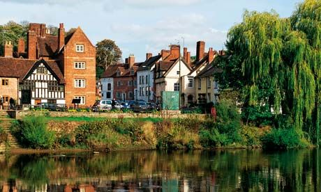 Bewdley, Worcestershire, England - Home town