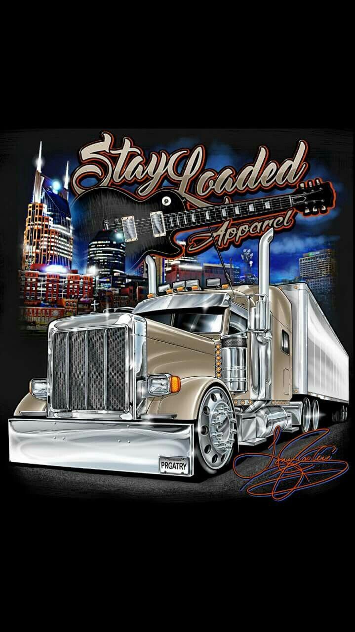 352 best truck cartoons art images on pinterest semi trucks