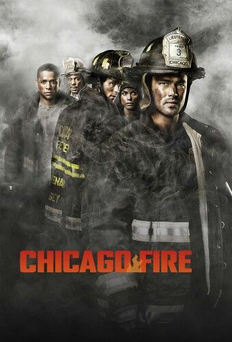 Chicago Fire - one of the best shows on TV!