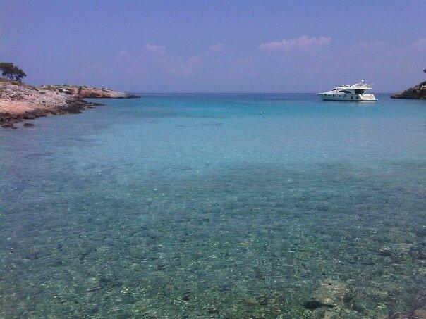 angistri, greece