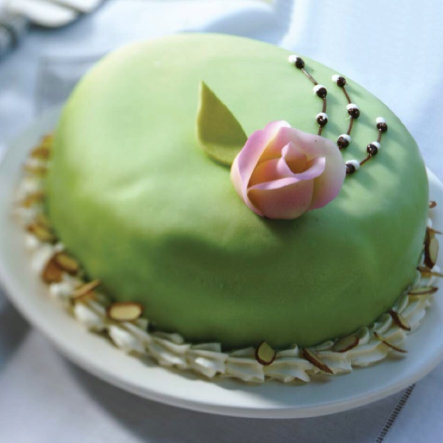 Princess torte cake from wuollet's my fav! | Sweets and ...