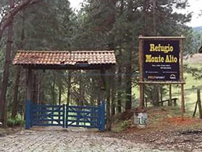 Refugio Monte Alto - Serra da Mantiqueira - Itamonte - MG