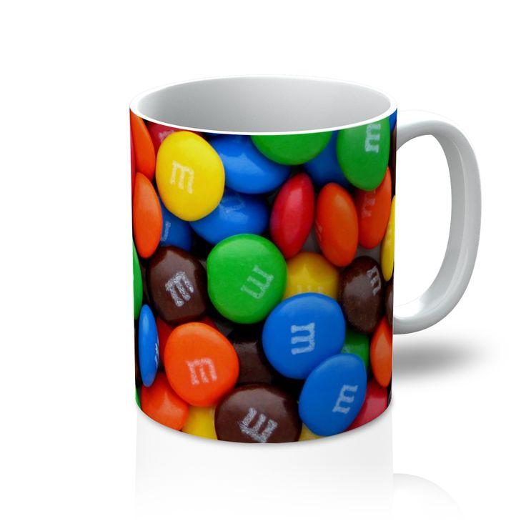 Marble Chocolate Mug
