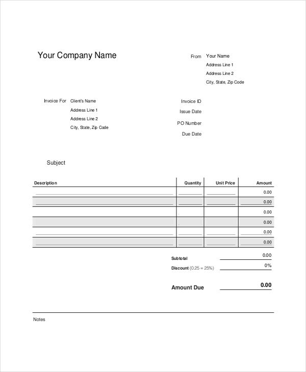 Corporate Invoice Template , Invoice Template NZ for Tax Invoicing Purpose , When you are making your invoice template NZ for tax purpose, you need to pay more attention to some important details since your tax invoice needs to...