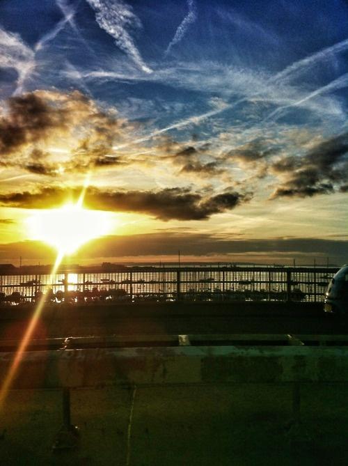 Cardiff Bay, Wales.