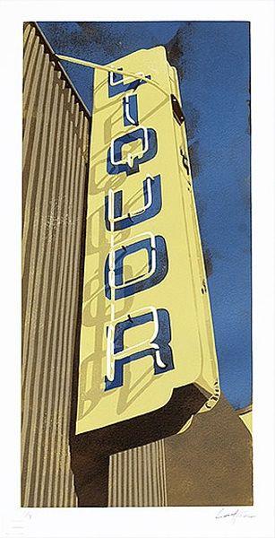 Liquor Yellow at Sue Greenwood Fine Art