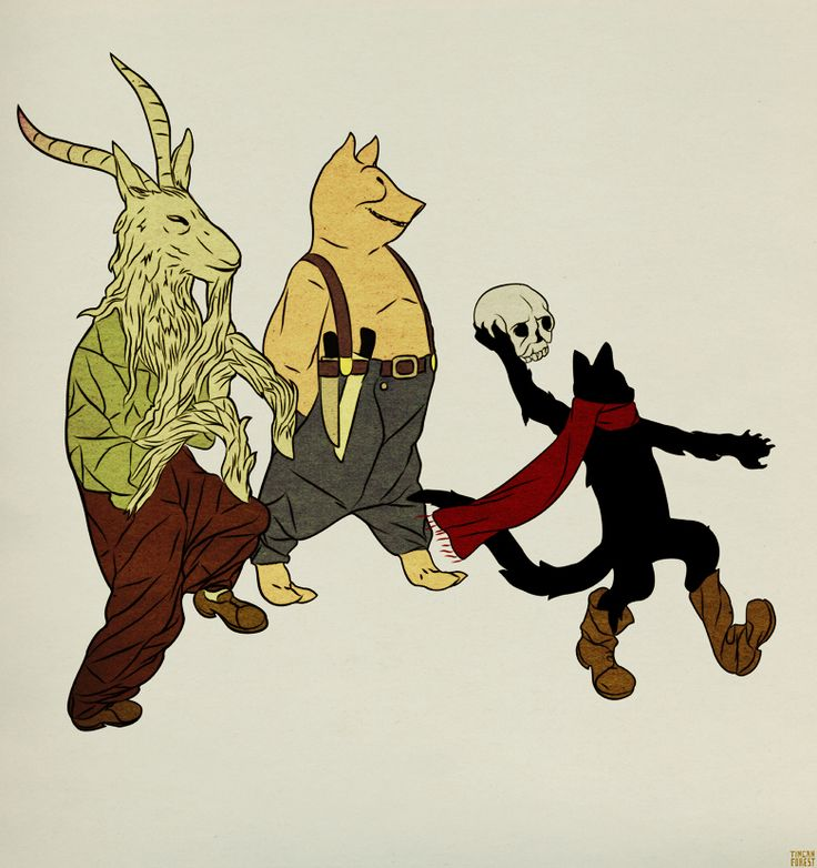 Tin Can Forest: Bobeš, Mikeš, a Pašík