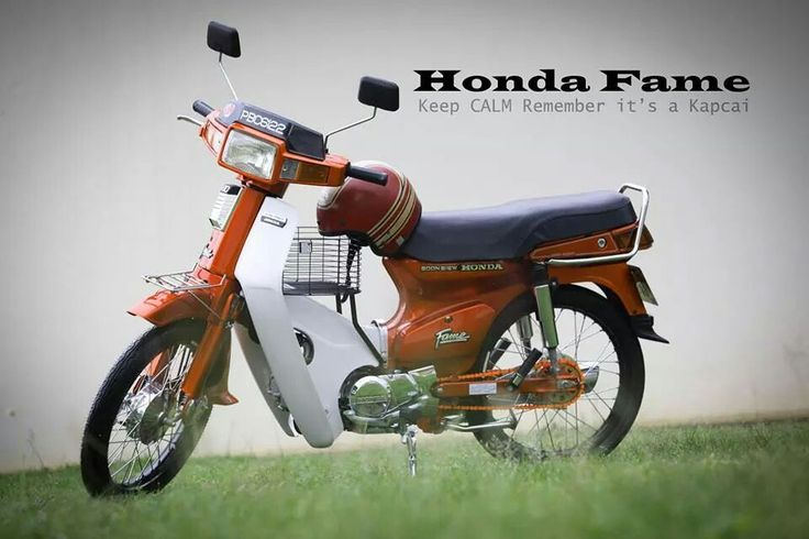 Image result for honda fame