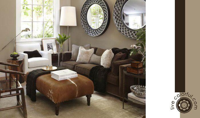 Colores de paredes con muebles oscuros muebles oscuros for Dormitorio oscuro decoracion