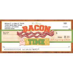 Bacon Time Personal Checks
