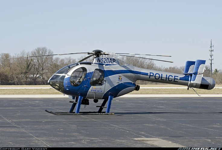 MD Helicopters MD-520N - Louisville Metro Police Department | Aviation Photo #2804594 | Airliners.net