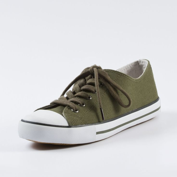 "Hennep sneakers ""Chris"", kaki"