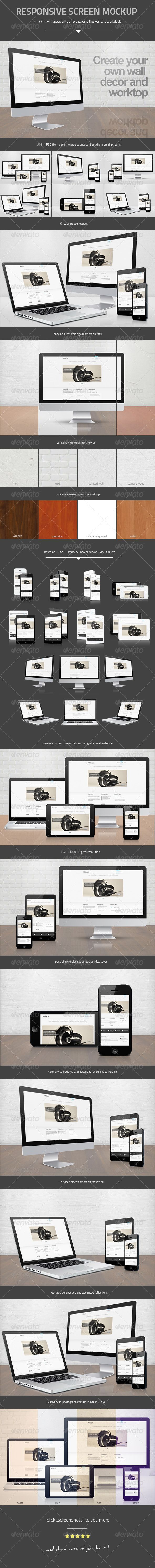 233 best Mockups images on Pinterest | Snood, Social media design ...