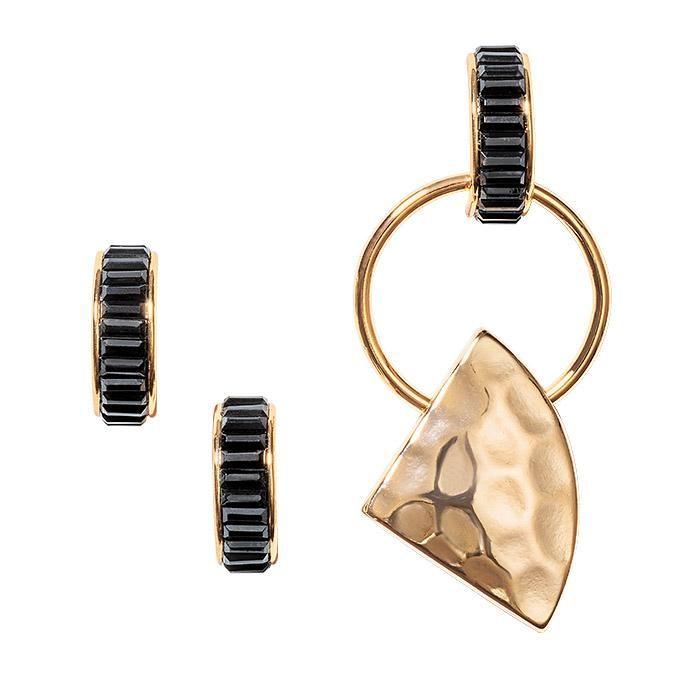 Image result for mark. hoop dreams earring set