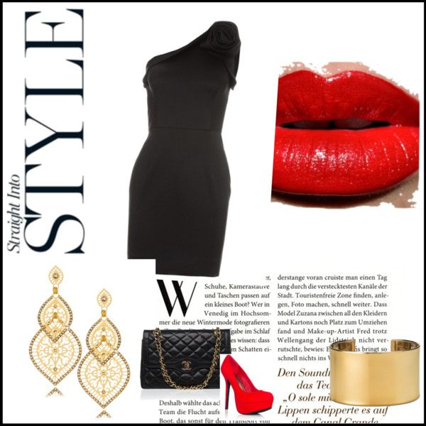"""""""Date night"""" by gilleastwood on Polyvore"""