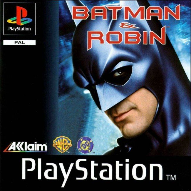Comprar Jogos Ps 2 Xbox 360 Dvd Xbox360 Playstation 2 Ps2: Jogo Batman & Robim Para PlayStation PSX PS1 PSONE PS2