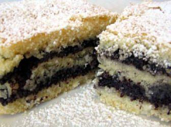 Ez a sütemény a mákkedvelők kedvence lesz! Egy igazi házias jellegű varázslat, mely gyorsan, és egyszerűen elkészíthető, akár különösebb rutin nélkül is!