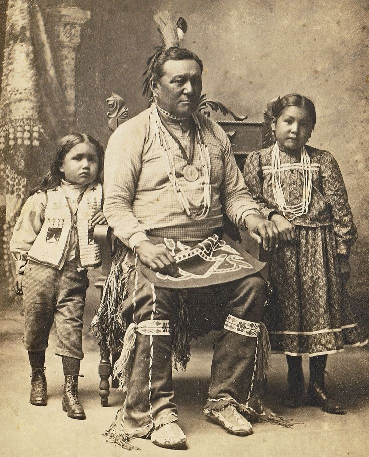 ponca guys 7 photoprints : gelatin silver 23 x 28 cm or smaller | ponca men, women, and children engaged in various activities including skinning a buffalo, dancing, and riding horseback.