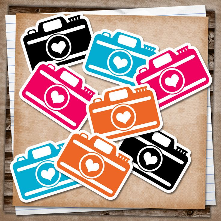 U printables by RebeccaB: Smash Cameras Freebie